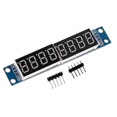 MAX7219 8-Digital Segment Digital LED Display Tube For Arduino 51/AVR/STM32