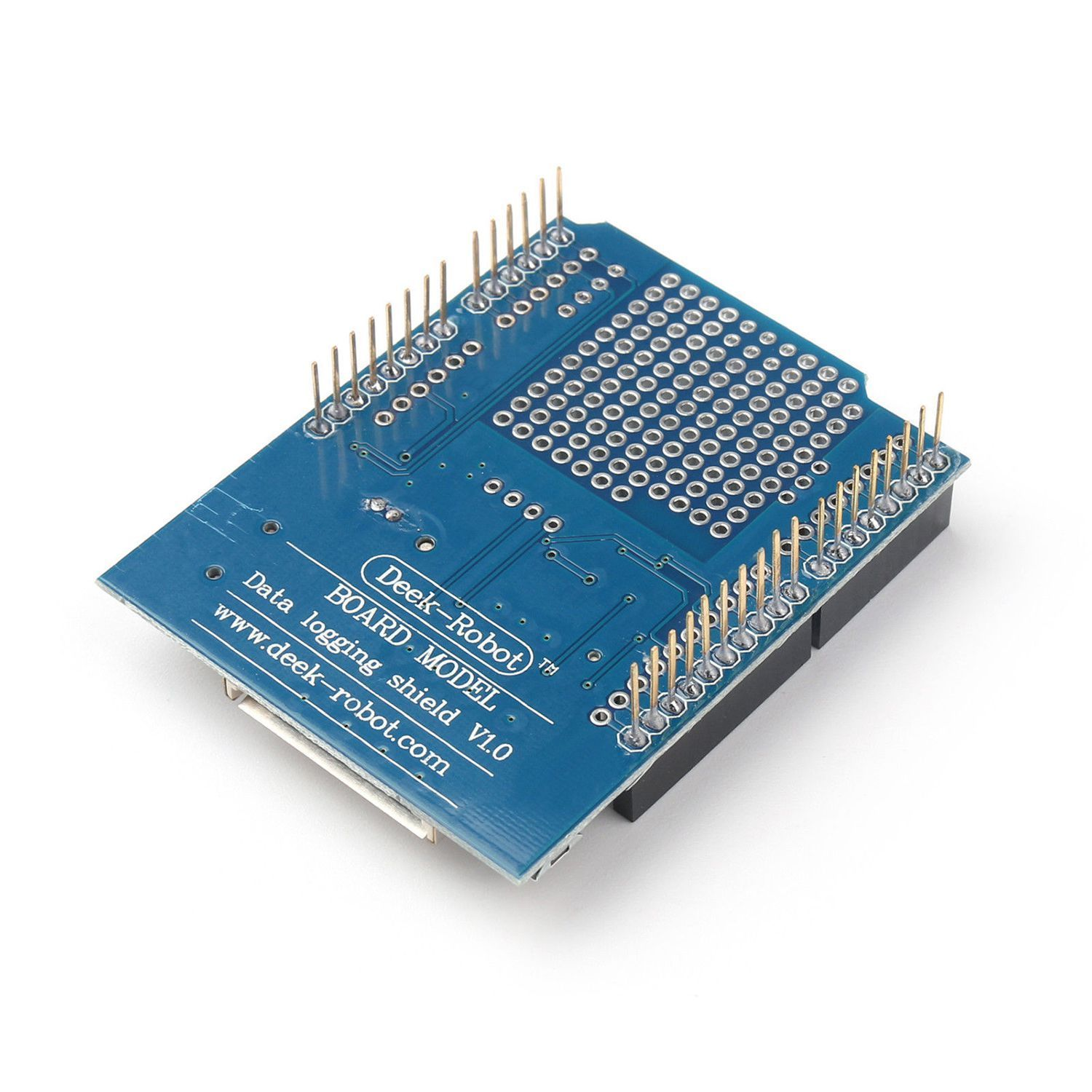 Mini Logging Recorder Data Logger Module Shield V1.0 For Arduino UNO SD Card