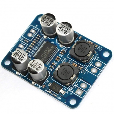 DC 8-26V TPA3118 PBTL Mono Digital Audio Amplifier Board AMP Module 160W for Arduino