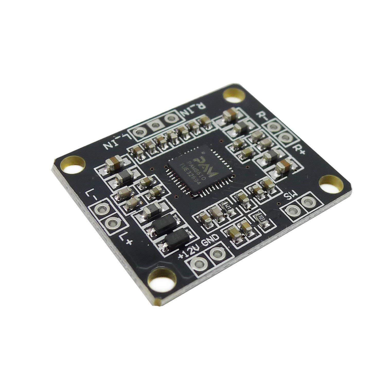 PAM8610 Digital Amplifier Board 2x15W Two Channel Stereo Class D
