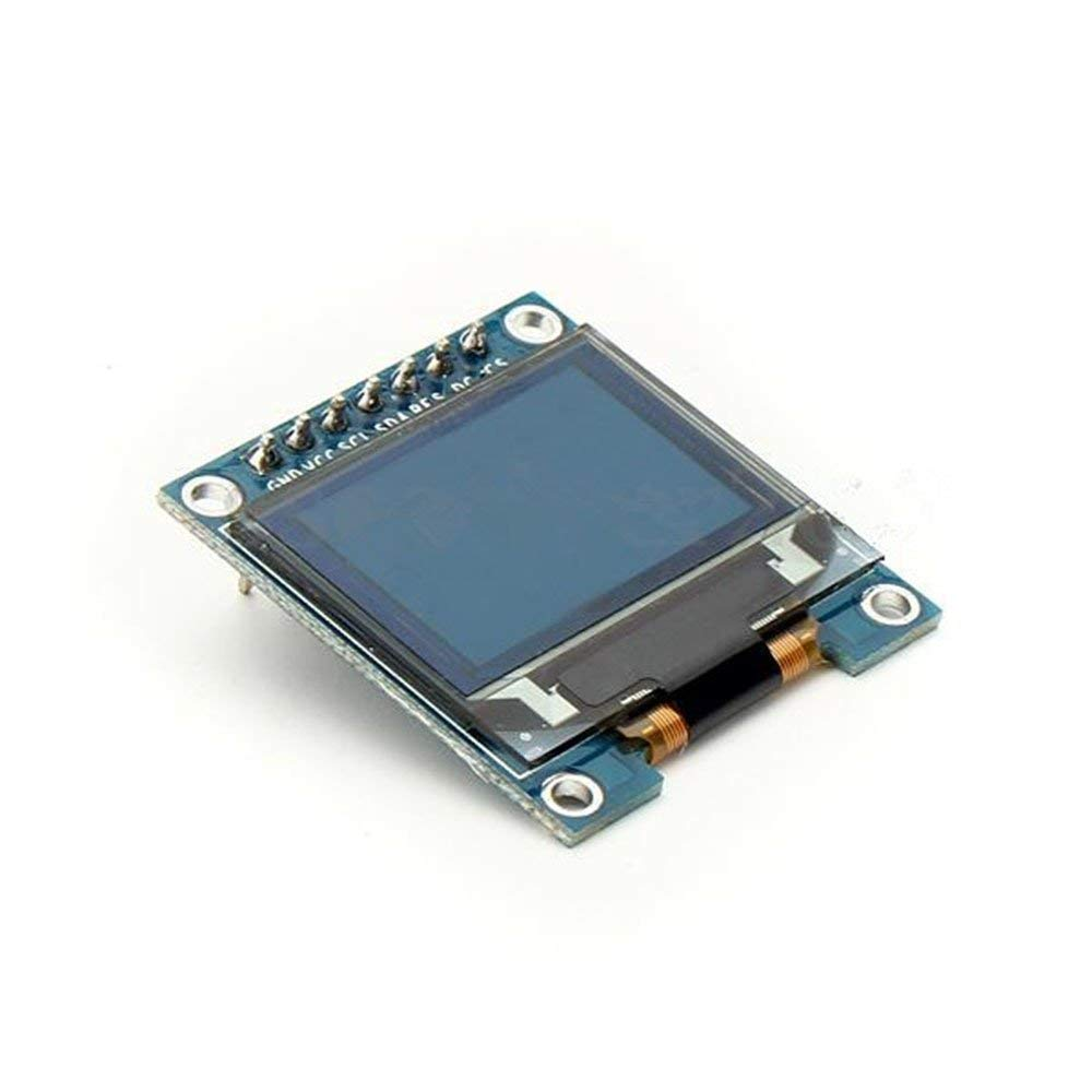 "0.95"" Inch 7 Pin Colorful 65K SPI OLED Display Module SSD1331 9664 Resolution For 51 STM32 Arduino"