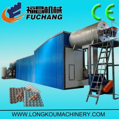 Multilayer drying system