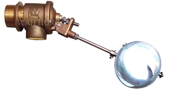WH024A Gunmetal Float Operated Valve