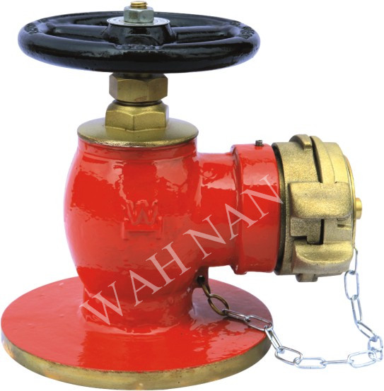 WH045 Right Angle flange hydrant