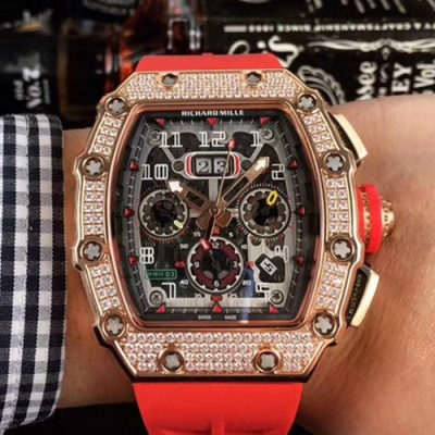 Richard Mille - 3ARM368