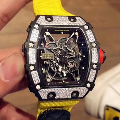 Richard Mille - 3ARM369