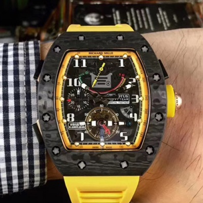 Richard Mille - 3ARM384