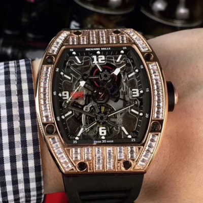 Richard Mille - 3ARM393