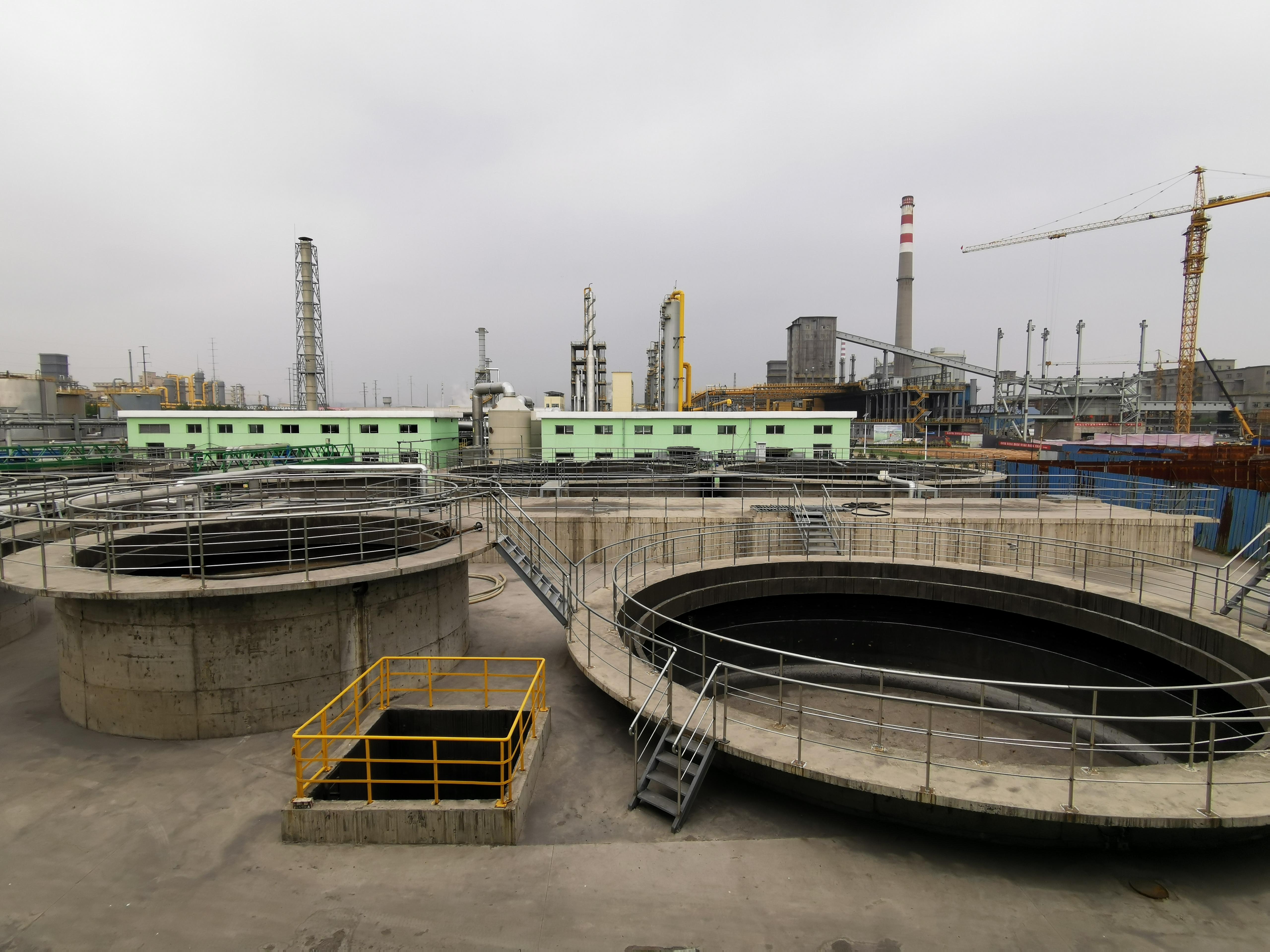 山西稷山永祥煤焦有限公司综合废水处理及除臭项目(在建)