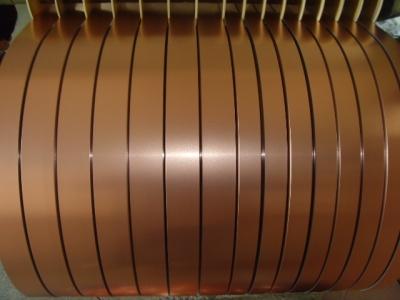 电镀铜镍钢带