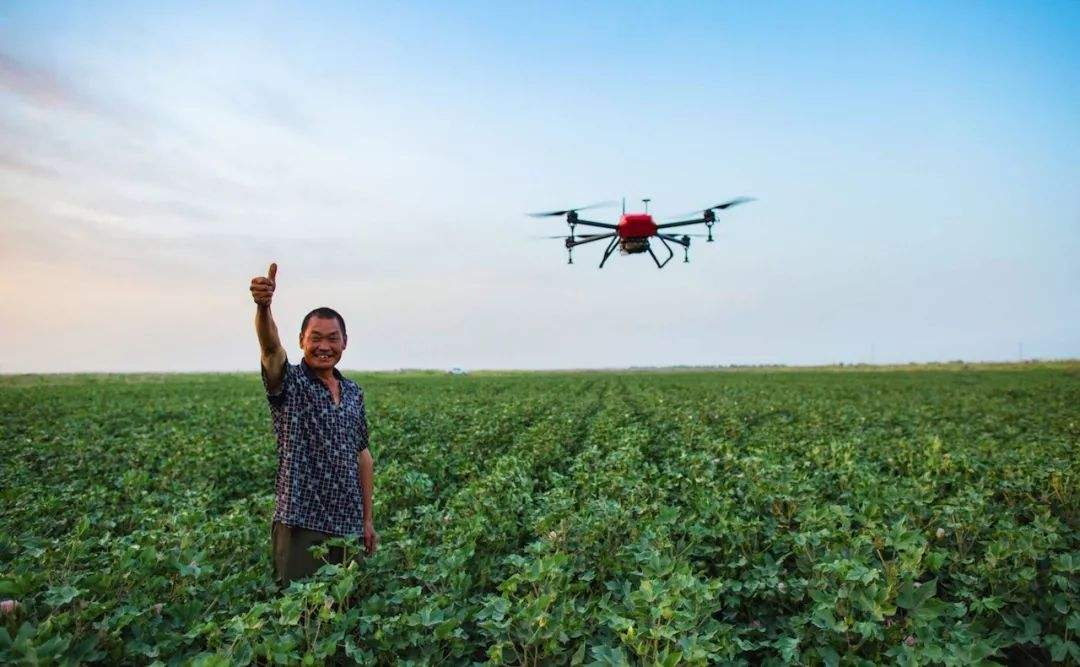 Thanks to Taiwanese customers for recommending our agricultural drones to the farm.
