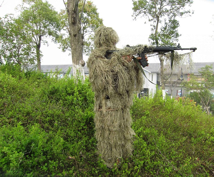 Ghillie suit Field