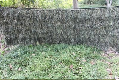 ghillie blanket