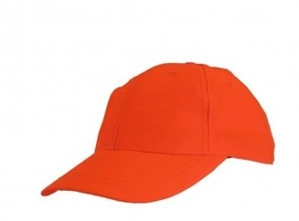 Neon Orange Hunting Cap