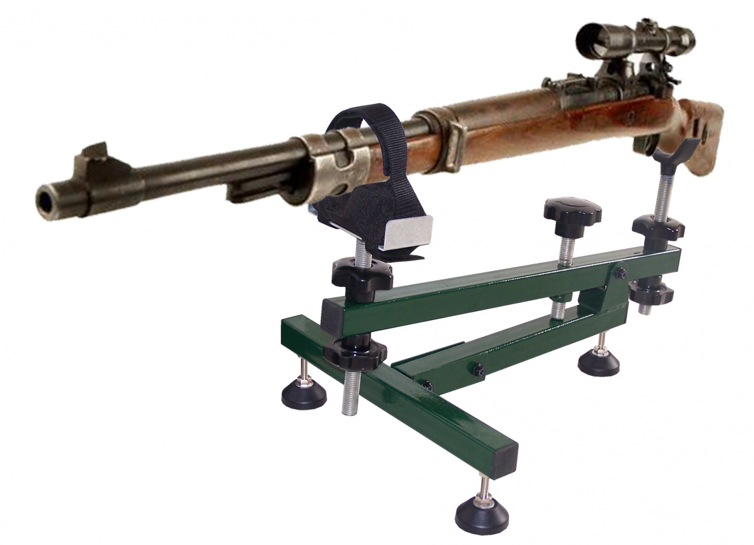 Steel Rifle Rest Shooting Gun Rest