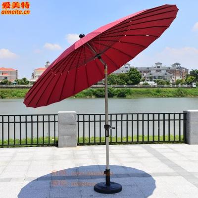 AMT愛美特戶外遮陽傘上海24骨傘