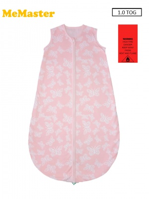 BABY SLEEPING BAG-BUTTERFLY