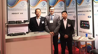 2017 Moscow Internationl exhibition of automotive indutry