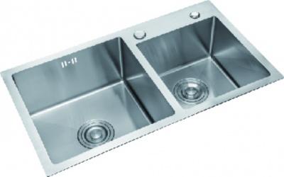 59-02780 不锈钢水槽(304手工盘)
