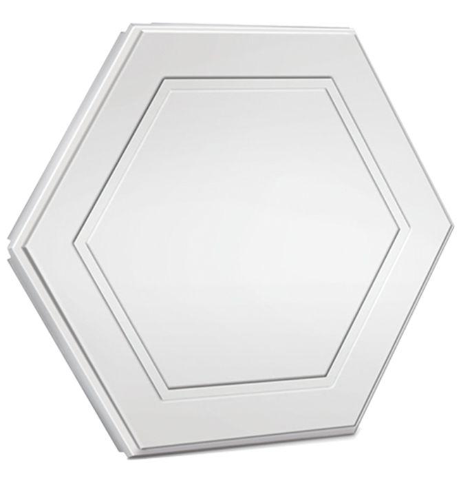 六边形板边线