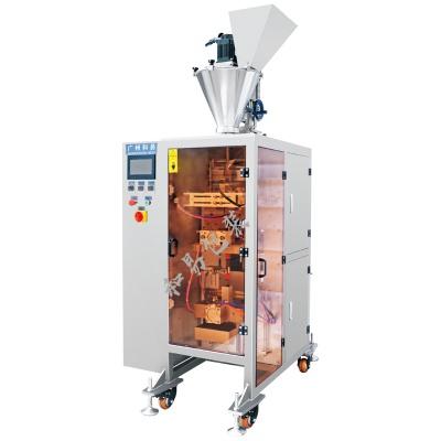 HY-YF50/HY-YK50伺服圓角粉劑/顆粒包裝機