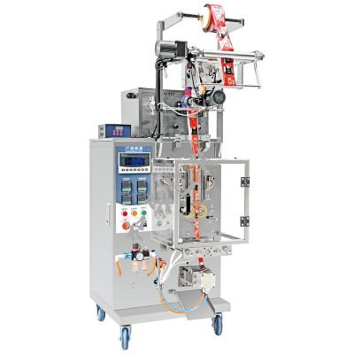 HY-YBY50/YBF50/YBK50拉輪款圓角液體/粉劑/顆粒包裝機
