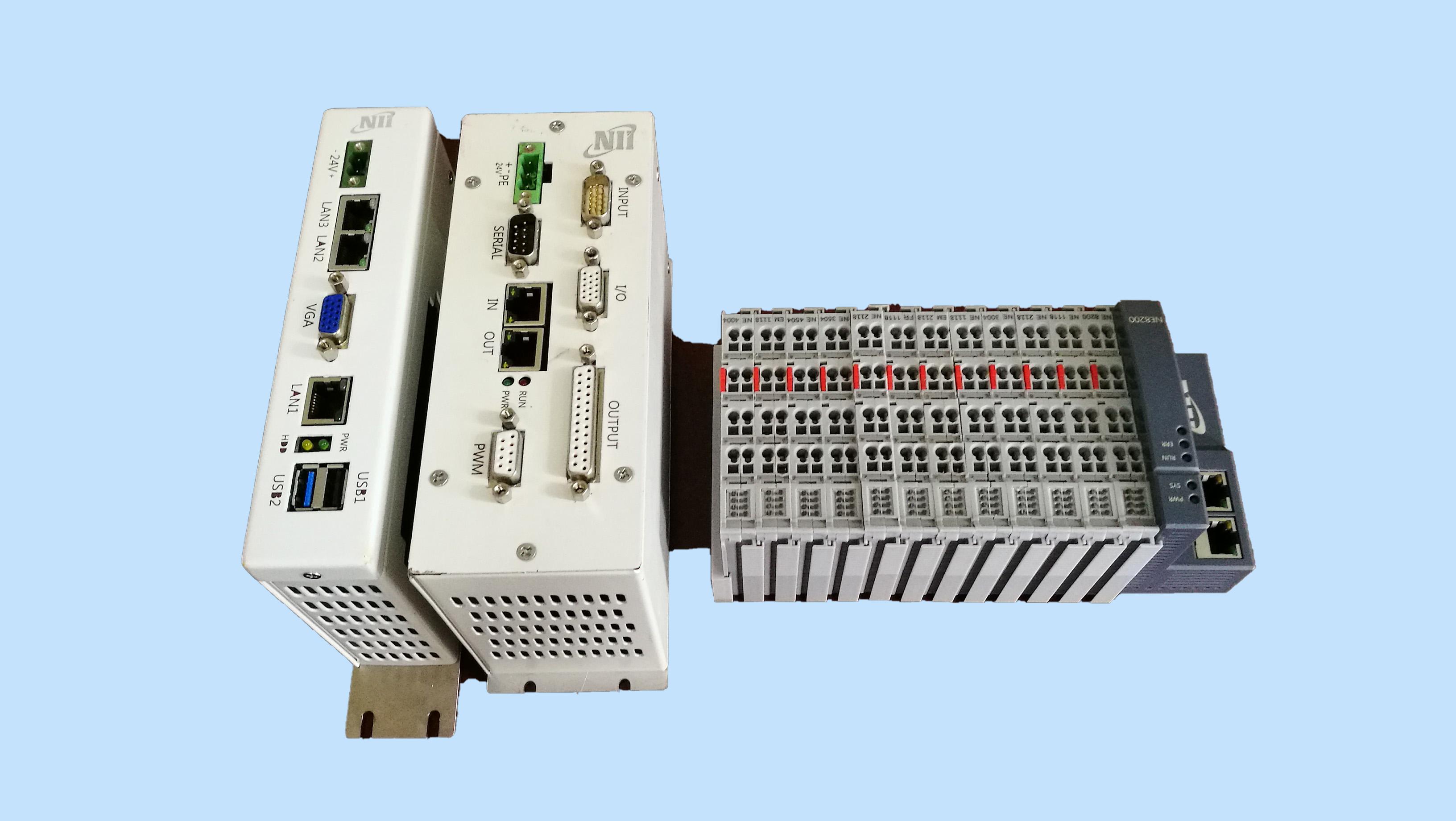 NII-128 通用控制器(1~128軸)