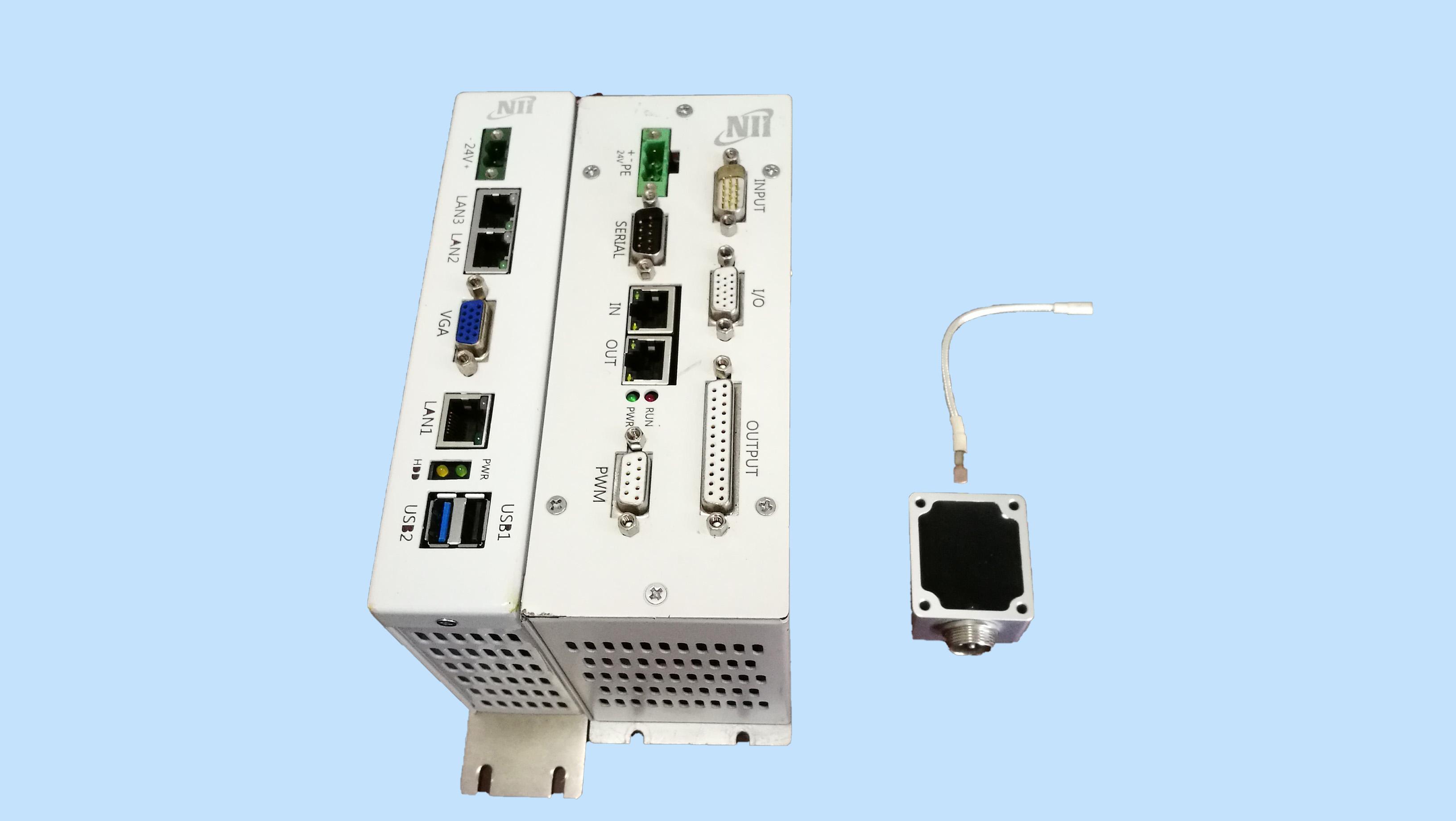 NII-8000 金屬切割機高速高精度數控系統