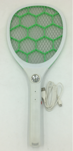 USB Bug Bat Wasp Mosquito Zapper Swatter Racket Anti Mosquito Killer Mosquito Swatter