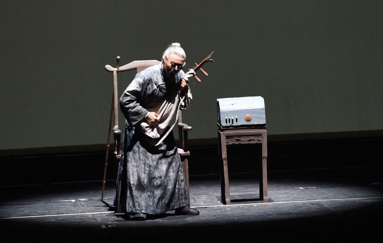 阿炳的作品欣赏_KV2 Audio护航《二泉》走进国家大剧院-KV2 Audio(中国)运营中心