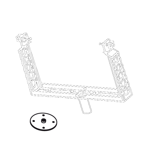 Horizontal Bracket for ES1.0,
