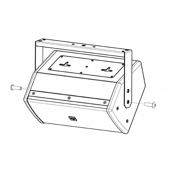 ESD5 Horizontal Bracket