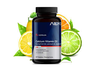 Calcium Vitamin D3 Tablet 鈣片+維D