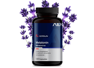 Melatonin Capsule 褪黑素膠囊