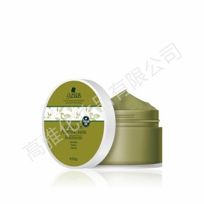 卡露華 CLOVER 綠土控油淨化面膜