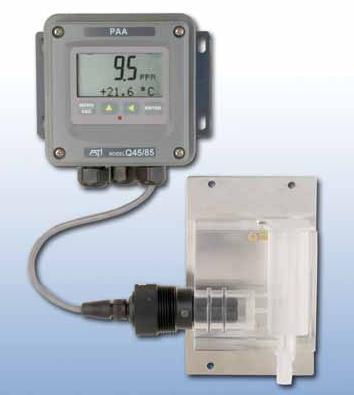 Q45 85 过氧乙酸分析仪