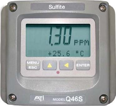 Q46S 66亚硫酸盐分析仪