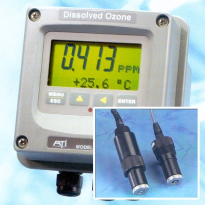 Q46H 64溶解臭氧分析仪