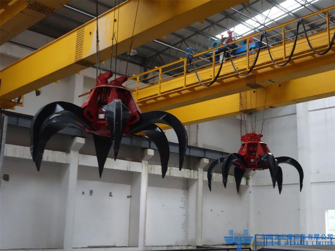 QZ型抓斗天车 - 广东顺发起重设备有限公司