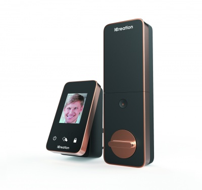 Facial Recognition Doorlock