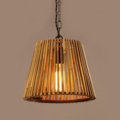 Chinese Bamboo weaving bambooRattan Pendant Lamp MD-Z019JR-E