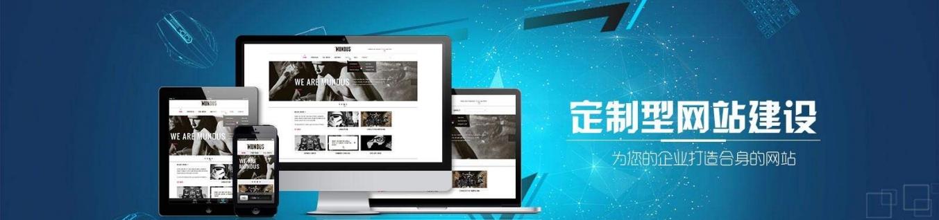定制型网站建设