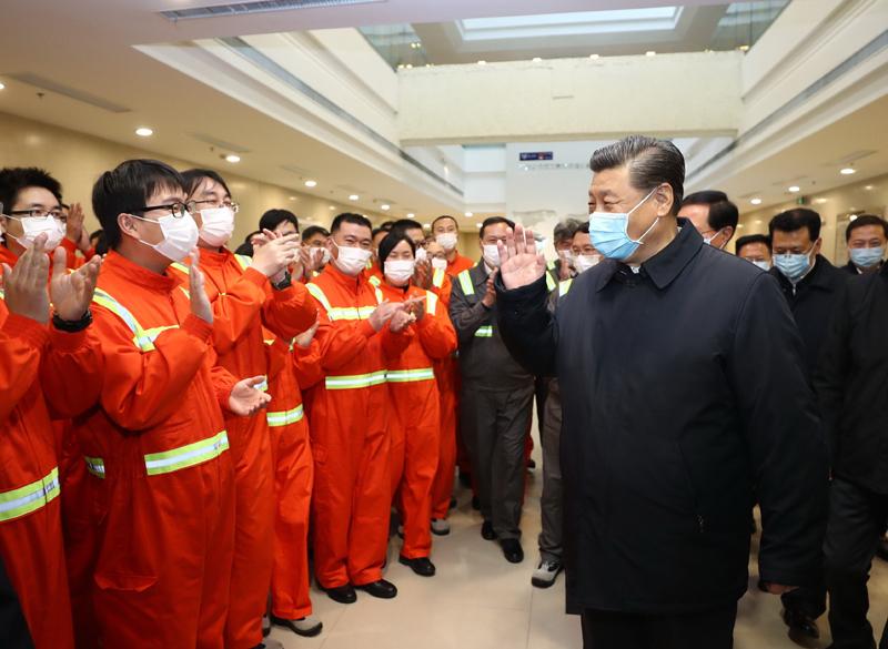 习近平在浙江考察时强调:统筹推进...