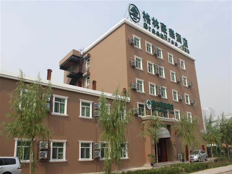 山东省苍山市10吨酒店热水工程——格林豪泰连锁酒店