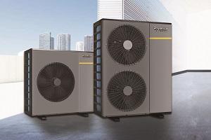 超低温采暖机