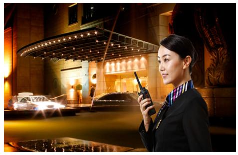 民航航空公司無線對講指揮調度解決方案