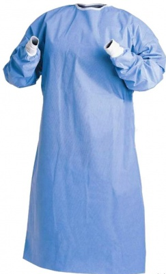 SURGICAL GOWN(PP/SMS/SPUNLACE)