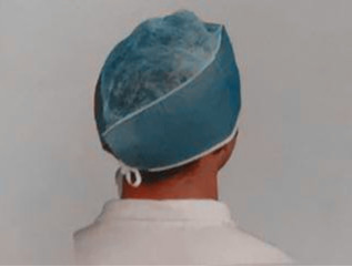 SMS Surgical Cap