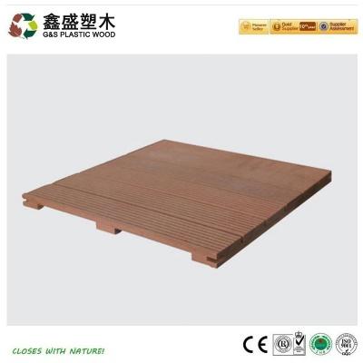 塑木拼装地板_GS-DIY-10H