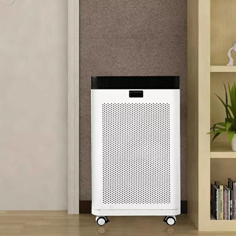 Smart Control Big Air CADR Rapid Purification Home FFU Portable Air Purifier